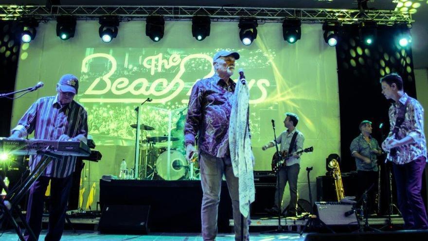 La simpática anécdota de los Beach Boys en Burjassot
