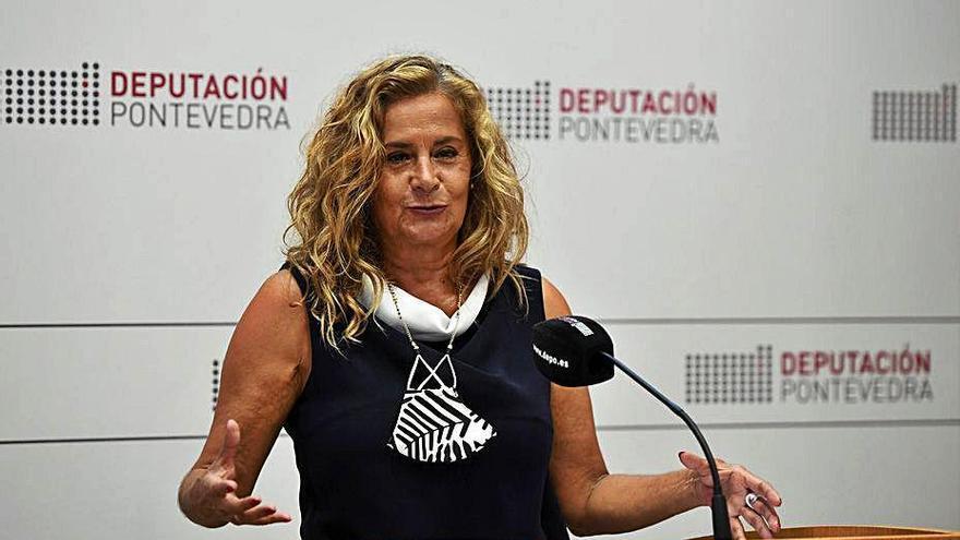 """Carmela Silva: """"Cerramos bares pero los prostíbulos siguen abiertos"""""""
