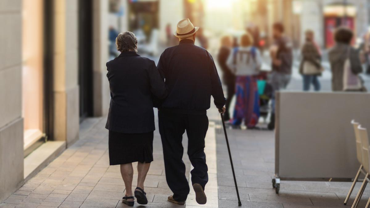 El gasto en pensiones sube