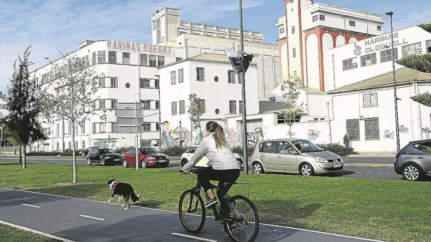 La desaceleración de la construcción frena el aumento del precio del suelo urbano en Alicante