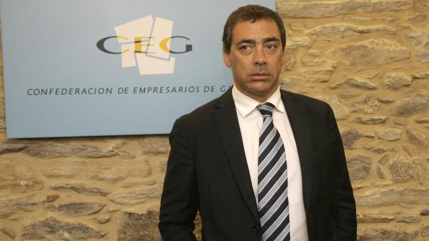 El coruñés Antón Arias, nuevo líder de la patronal gallega
