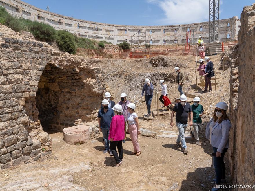 El Anfiteatro de Cartagena se sumará a la oferta turística