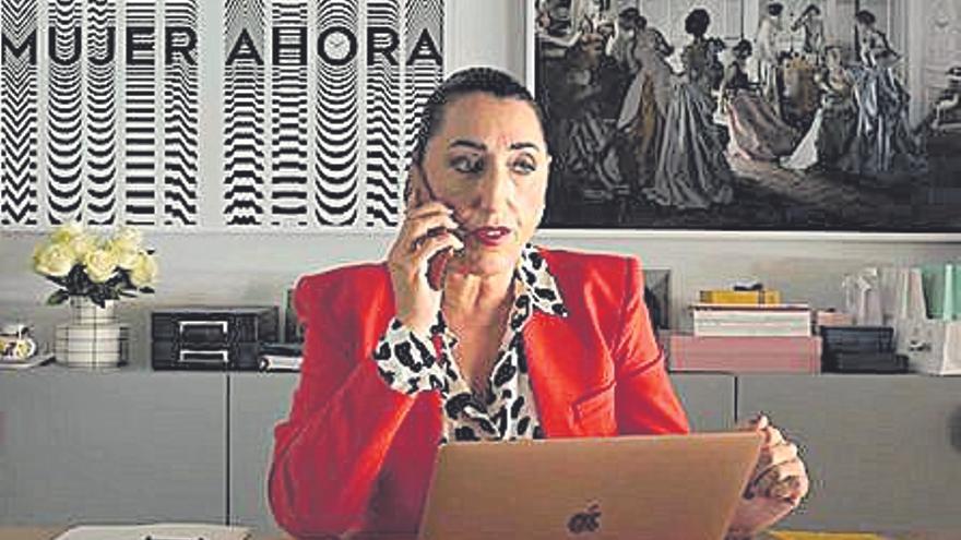 Rossy de Palma protagoniza el tráiler de la nueva película de Almodóvar