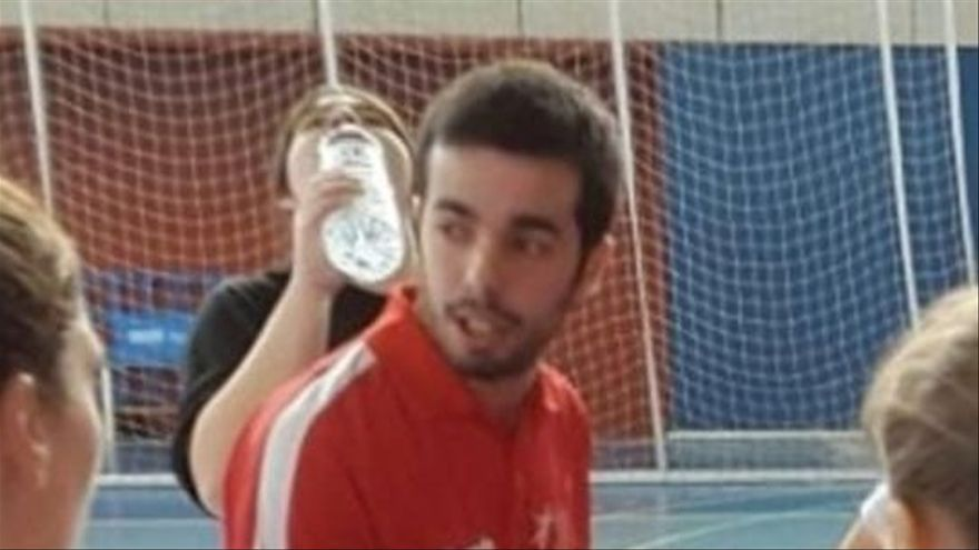 Isaac Nieto, segundo entrenador del Balonmano Zamora