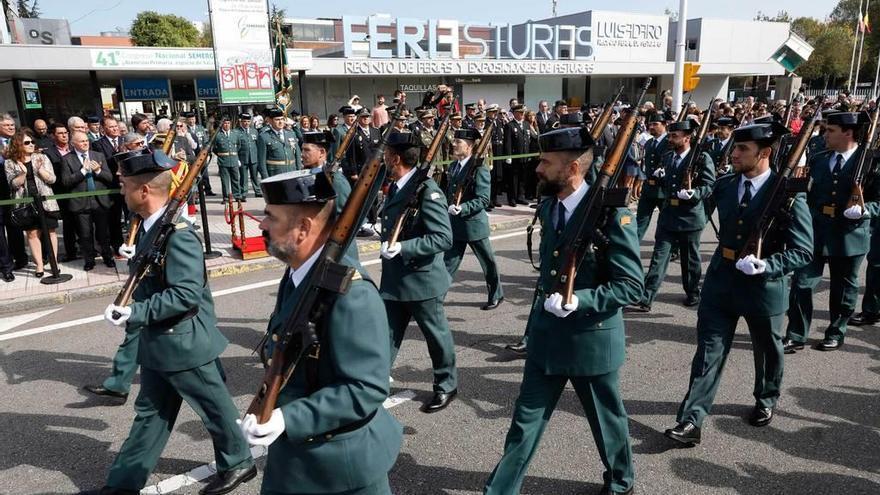 Gijón mantiene a raya el crimen: 8 puntos por debajo de la media regional en delitos