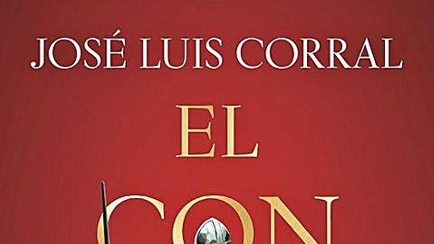 """José Luis Corral novela la faceta más íntima de Jaume I, un rey """"mesiánico y enamoradizo"""""""