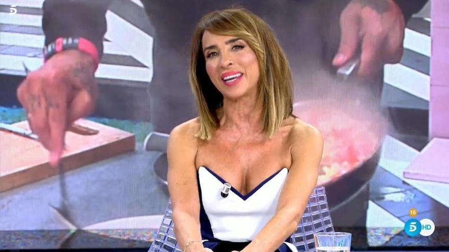 'Sálvame Deluxe' regresa con María Patiño al frente