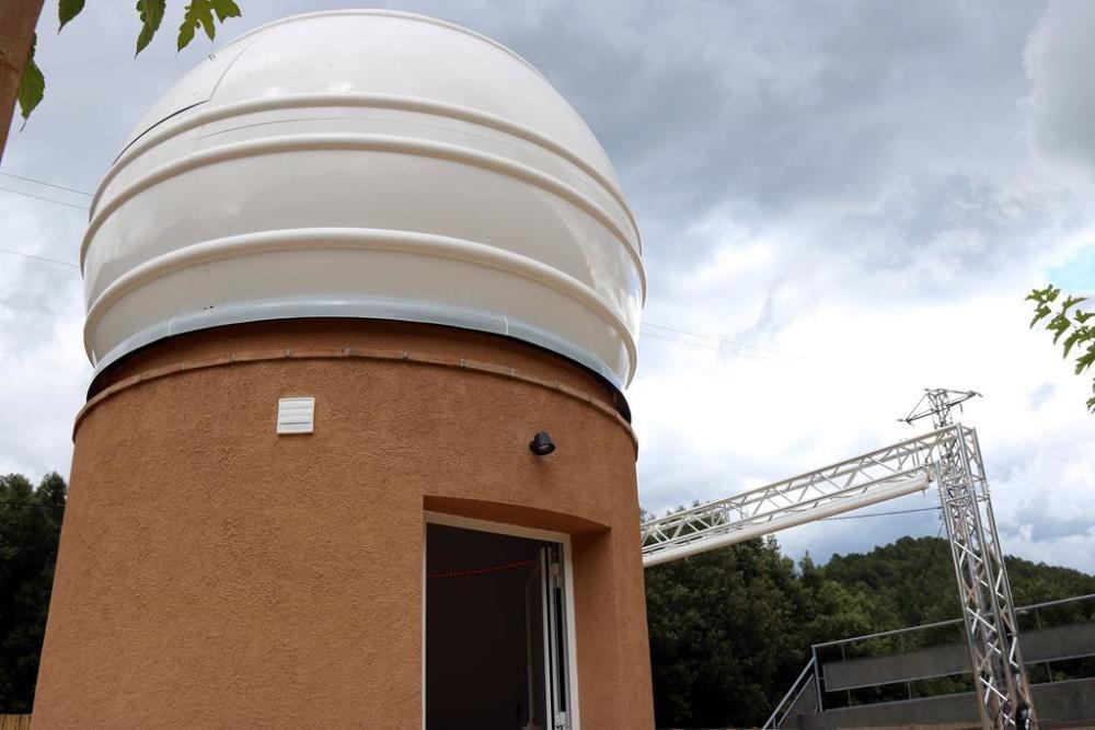 Observatori astronòmic d'Albanyà