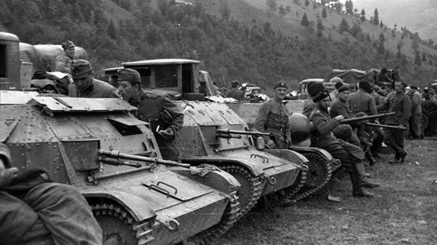 El canal Historia inicia esta noche una serie documental sobre la II Guerra Mundial