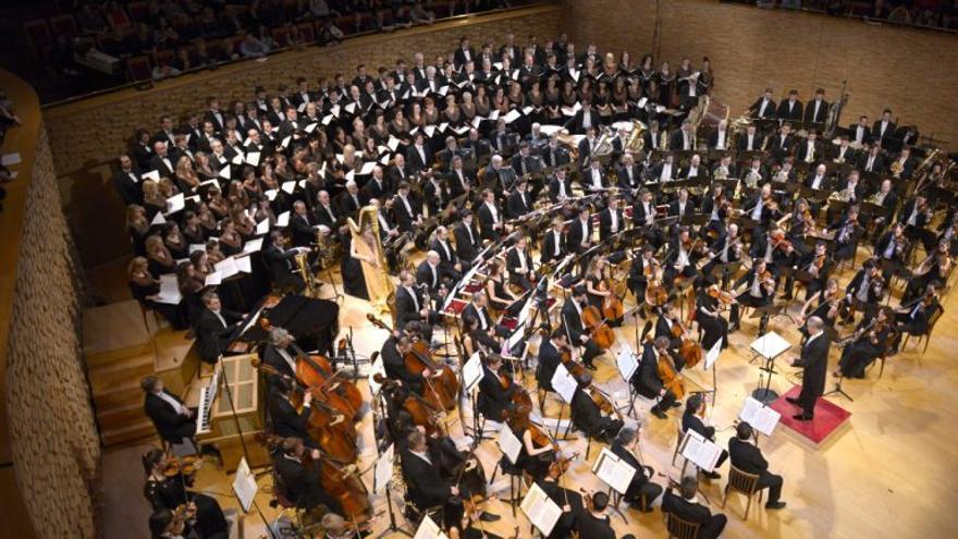 Orquesta del teatro Marriinsky