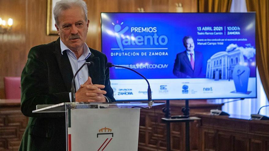 """Los premios """"Talento"""" celebran hoy una edición vinculada a la """"silver economy"""" en Zamora"""