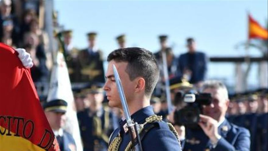 Defensa convoca 144 plazas en la Región