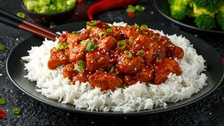 Pollo general Tso: el plato chino que no comen en China