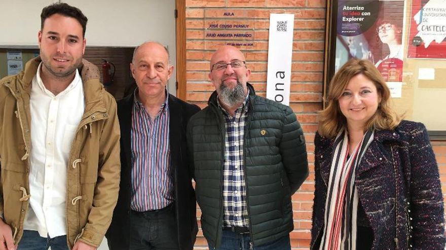 El periodista salmantino Javier Martín recoge mañana el 11º Premio Julio Anguita Parrado