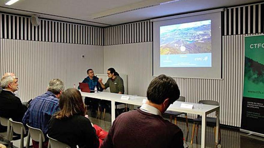 Entitats de la comarca presenten l'eina col·lectiva El Solsonès en un clic