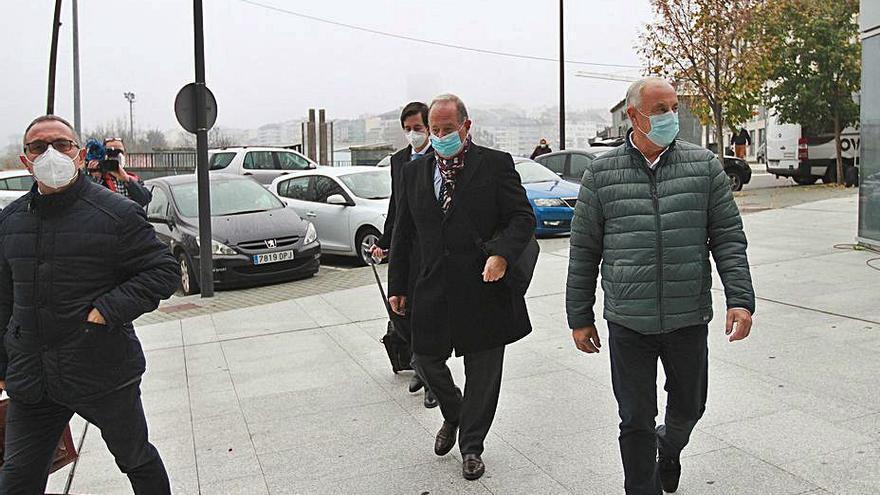 La Fiscalía no apela y la absolución de Pachi Vázquez ya es definitiva
