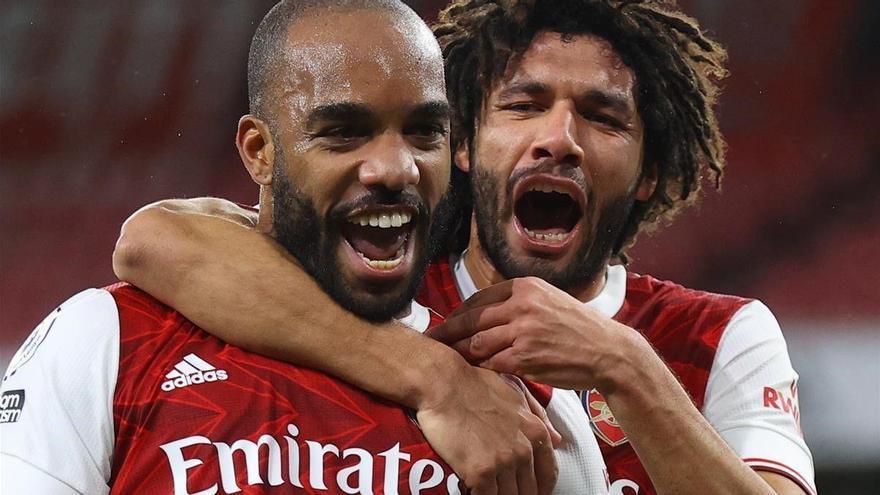 El Arsenal respira con un gran triunfo sobre el Chelsea (3-1)