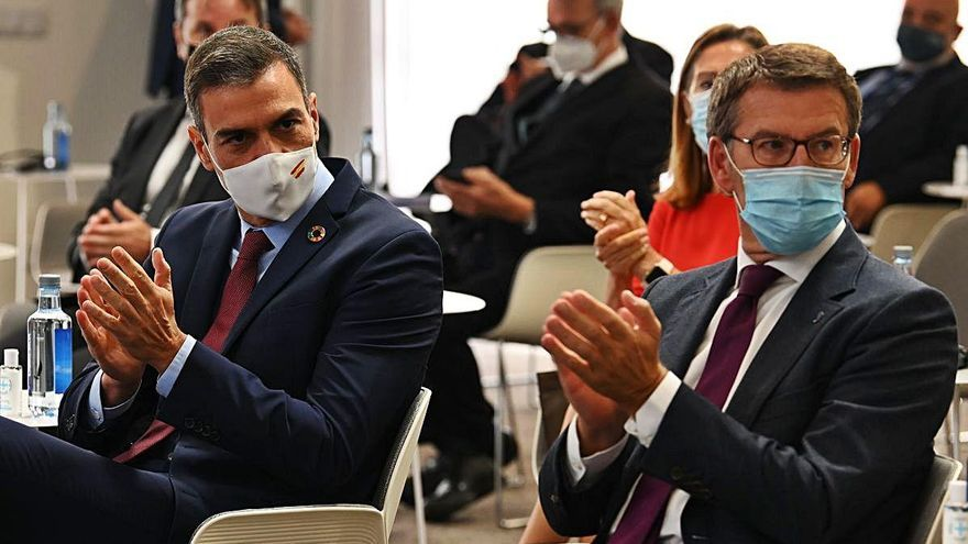 Sánchez diu que «facilitarà» la gestió de fons europeus a ajuntaments i autonomies