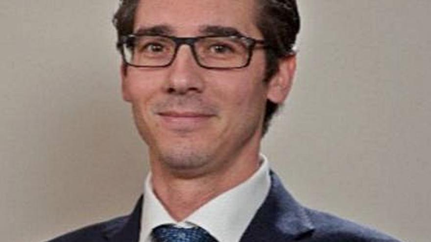 Garrigues promociona a José Vicente García Sanjuán