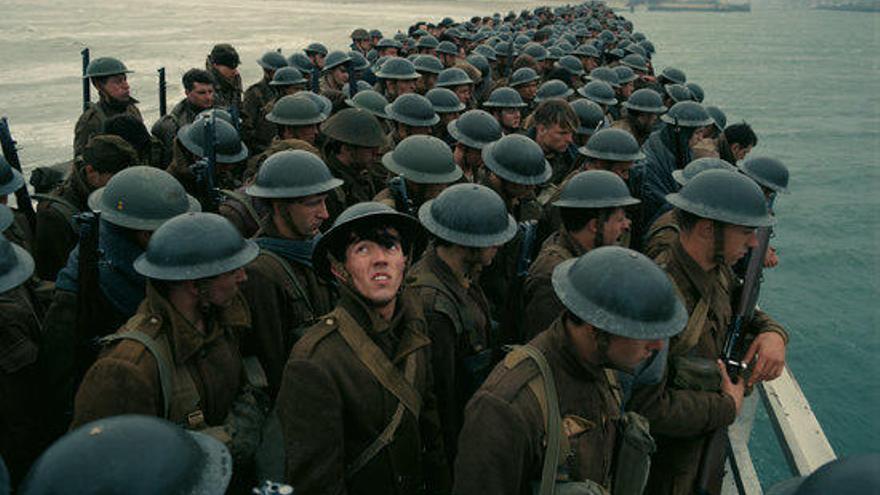 La nova pel·lícula de Christopher Nolan, 'Dunkerque', arriba als cinemes
