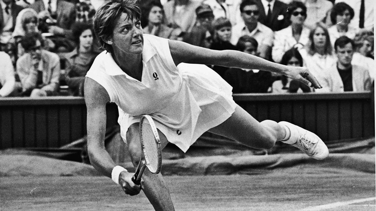 Margaret Court es una de las tenistas australianas más importantes de la historia.