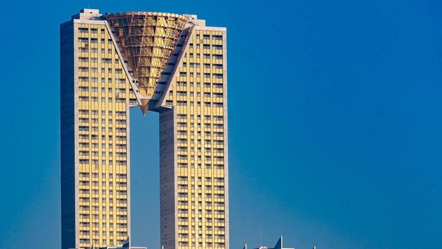 Retoman las obras del edificio más alto de la C. Valenciana