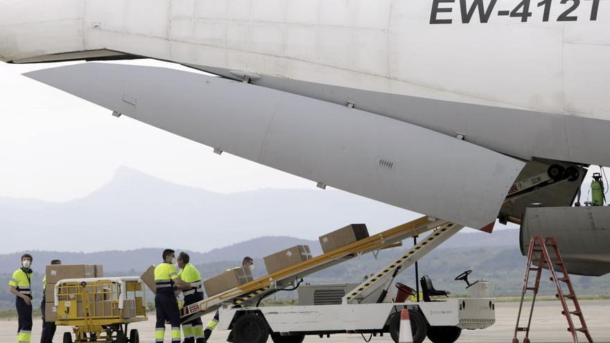 Empresarios y Aerocas: la oportunidad de los vuelos de mercancías