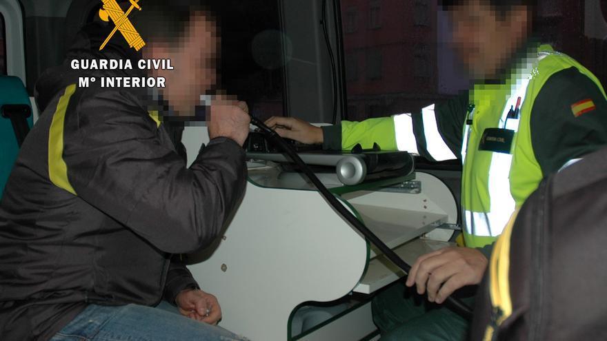 La Guardia Civil detiene al supuesto autor del atropello de una mujer en la localidad zamorana de Manganeses de la Lampreana