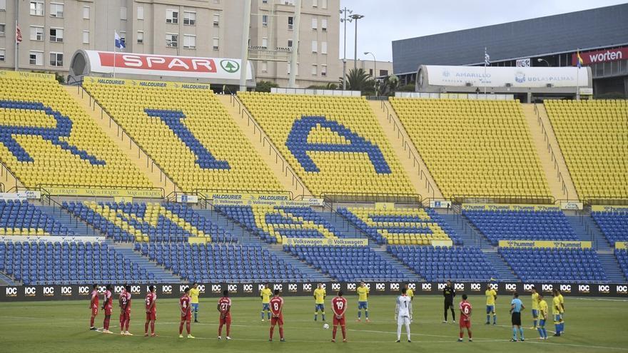 Liga SmartBank - Segunda Jornada: UD Las Palmas 3 - 3 CF Fuenlabrada