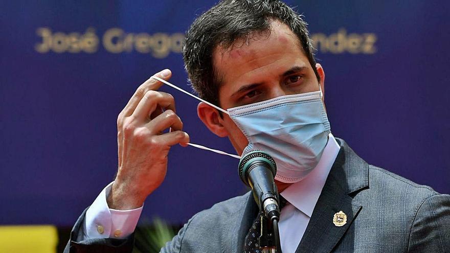 Un tribunal anul·la la decisió que atorgava               a Guaidó el control sobre l'or de Veneçuela