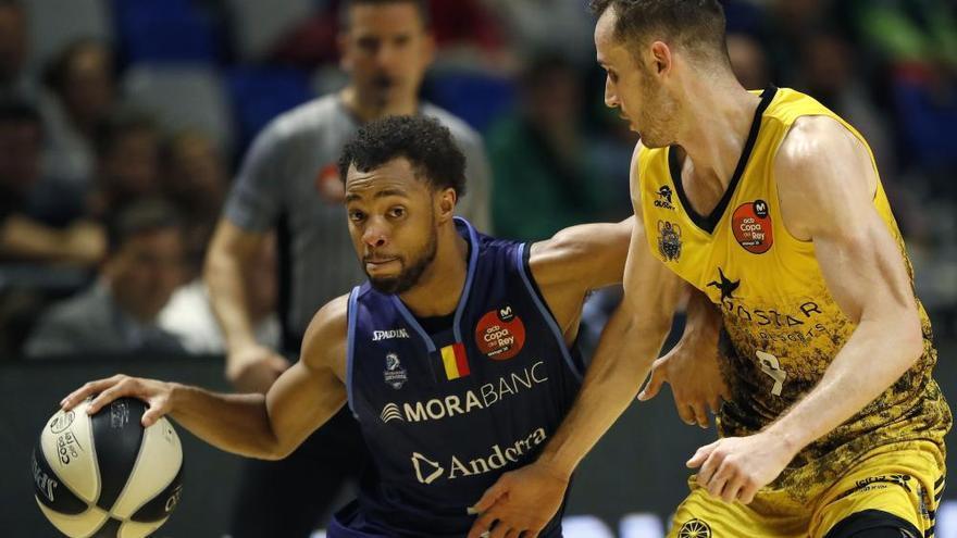 El Andorra se mete en las semifinales a costa del Iberostar Tenerife