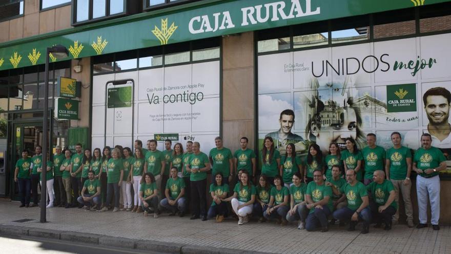 Caja Rural ofrece financiar el 100% del proyecto de Monte la Reina