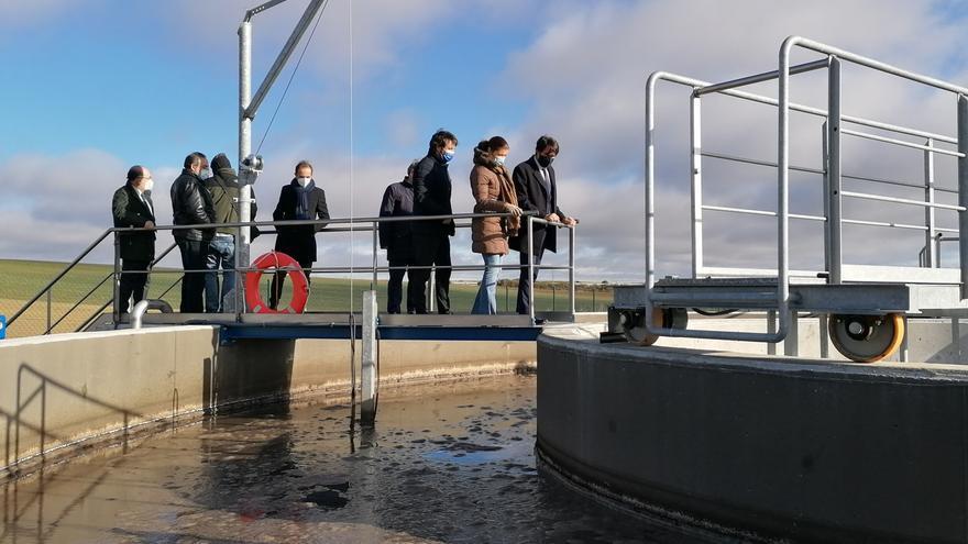 La Junta promueve 47 nuevas depuradoras en Zamora, con una inversión de 21,5 millones de euros