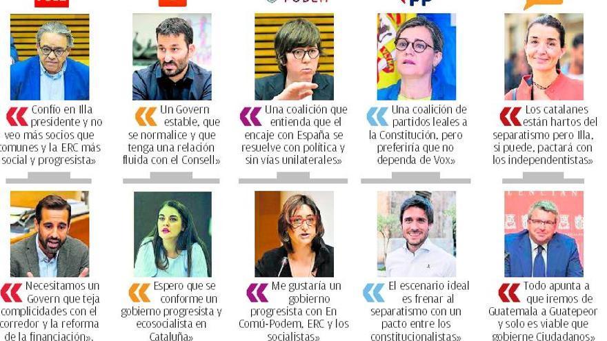 Un Govern catalán del estilo Botànic