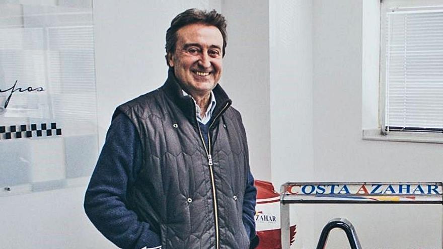 Adiós a  Adrián Campos, impulsor de la Fórmula Uno