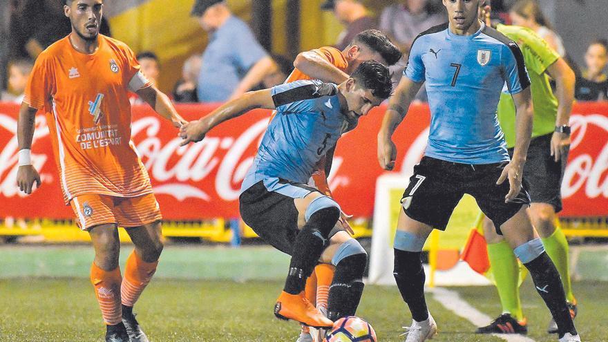 Uruguay es el potente rival a batir en este COTIF