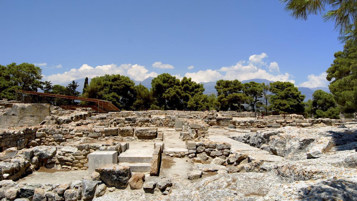 Ruïnes del Palau de Festos