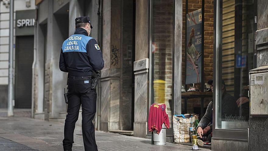 Las policías locales tienen más de un 30% de plazas vacantes en las Islas