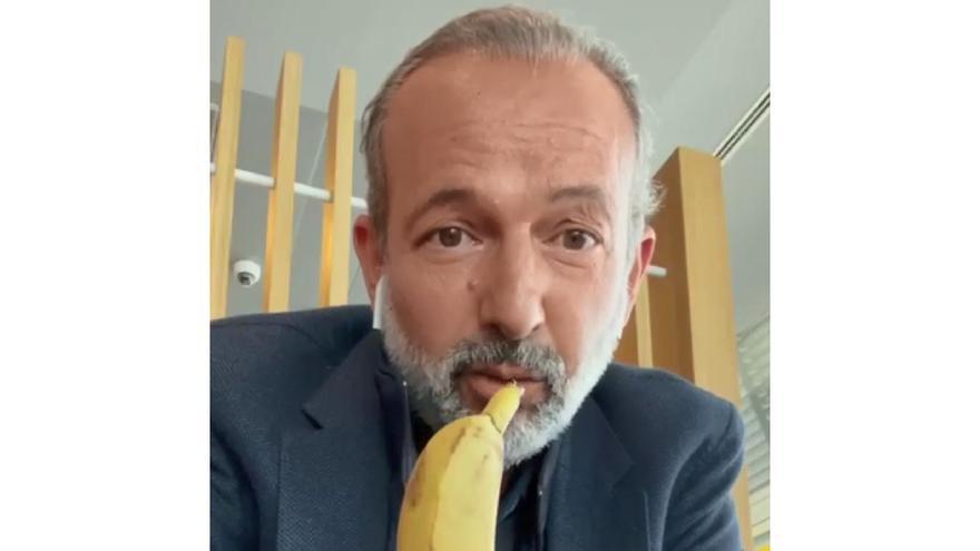 Así es el reto viral que propone el director de cine Jordi Gasull para ayudar a La Palma