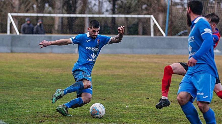 El Villaralbo recibe hoy al Real Salamanca Monterrey con la firme intención de seguir ampliando su buena racha