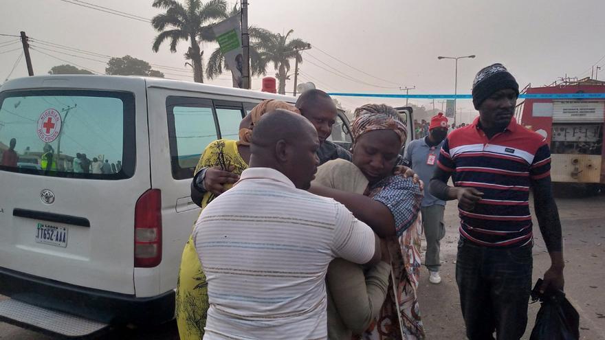 Liberan a 28 de los 121 menores secuestrados en Nigeria