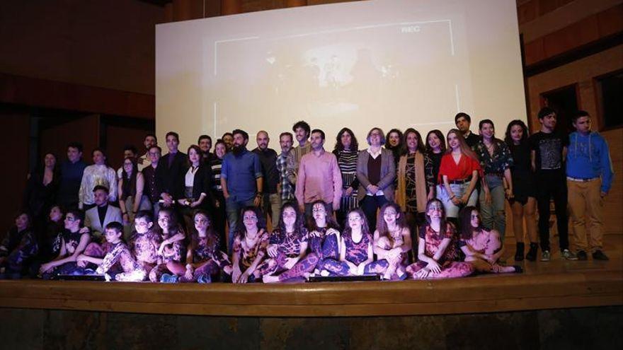 Más de 50 cortos se presentan al certamen Claqueta Emérita
