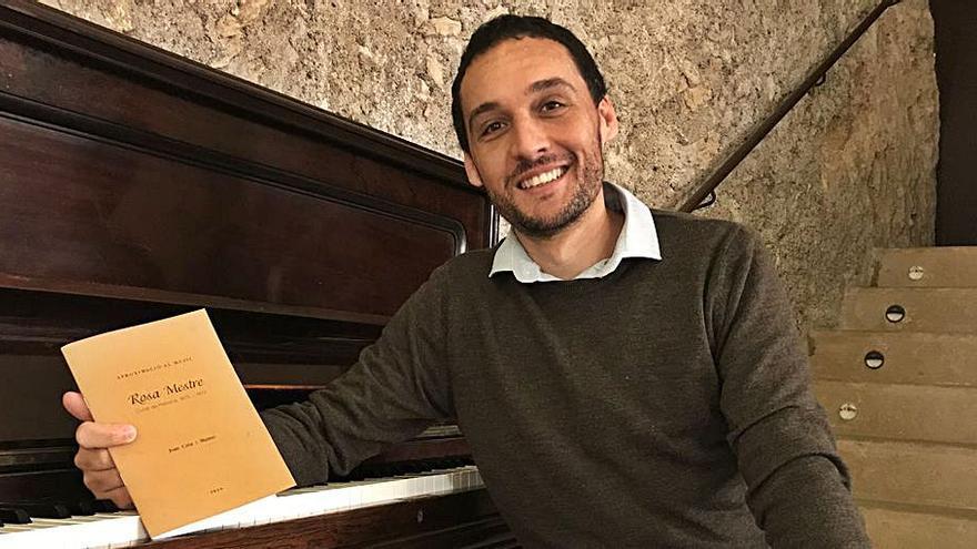 Publicada una biografía de Jaume Campins, compositor y padre del obispo que reformó la Seu