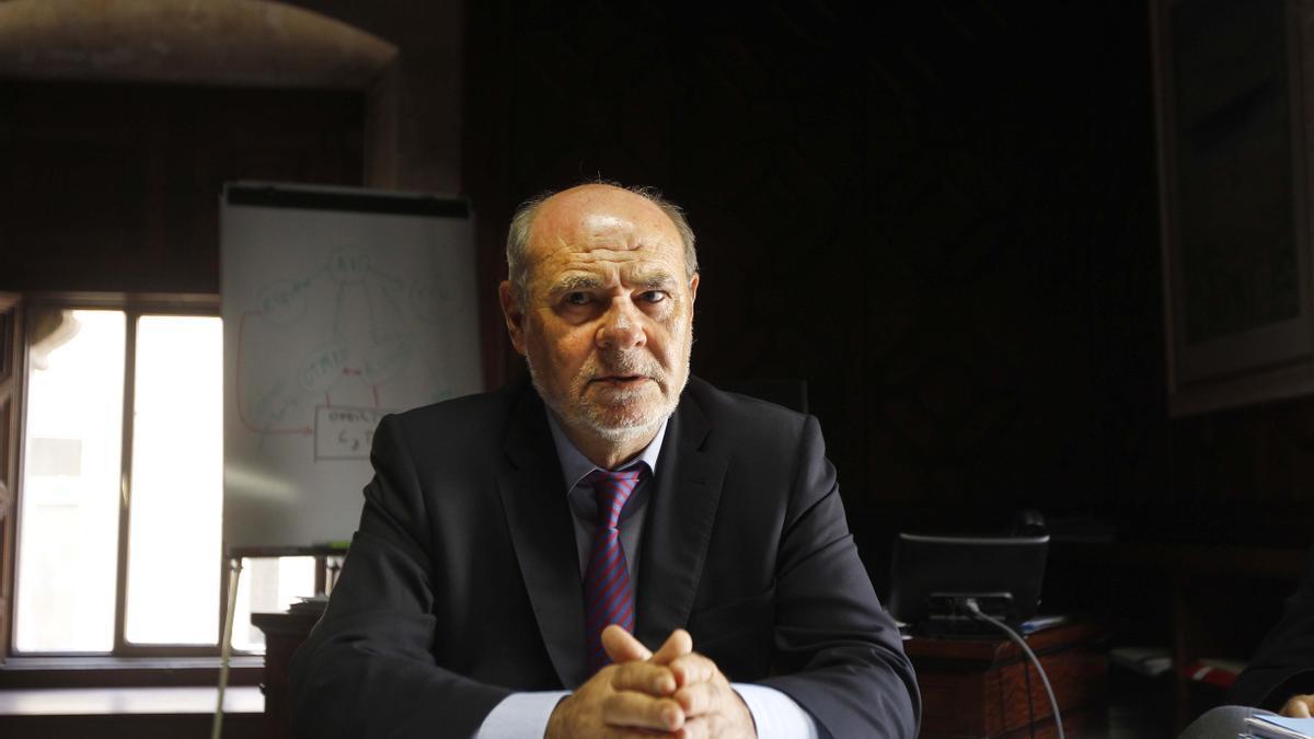 Andres García Reche, vicepresidente de la Agencia Valenciana de la Innovación (AVI)