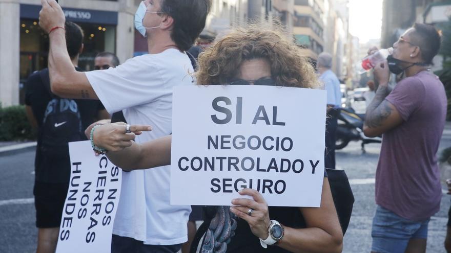 El bipartito llevará al pleno de Alicante las restricciones a la hostelería por el coronavirus