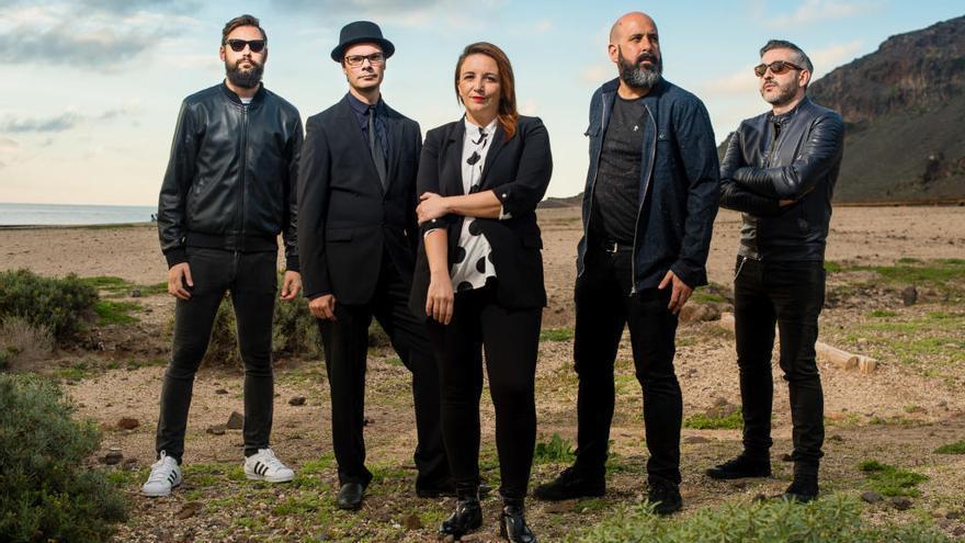 La banda canaria Birkins presenta su disco 'You are not alone' en el Primavera Sound
