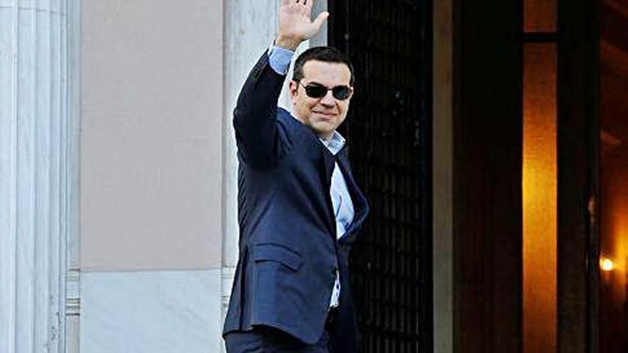 L'acord amb Macedònia trenca            la coalició de govern a Grècia