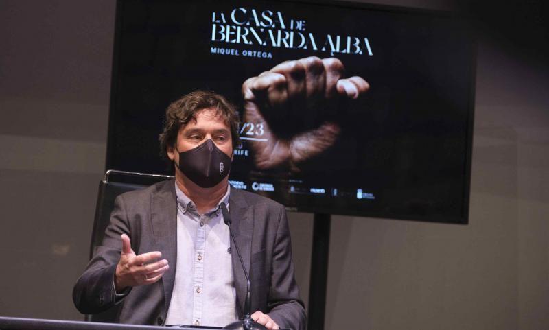 """Presentación de la ópera """"La casa de Bernarda Alba"""""""