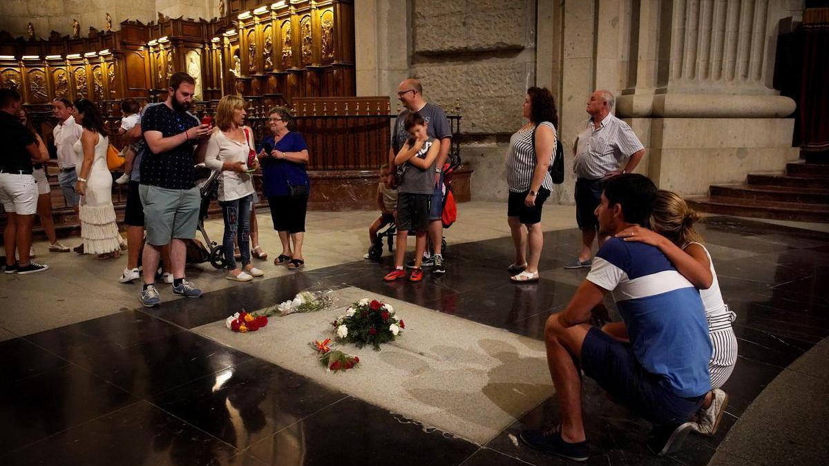 El enterrador de Franco se ofrece al Gobierno para la exhumación