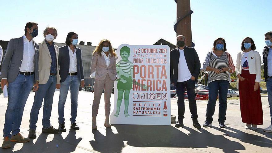 PortAmérica en Portas: público de pie y ocho sectores burbuja para bailar en la Azucreira